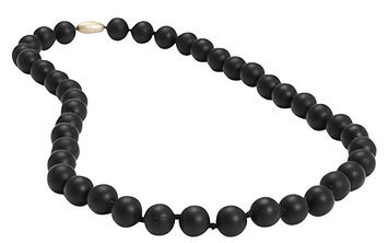 Chewbeads Jane Necklace - Black 30 inch - 1 ct.