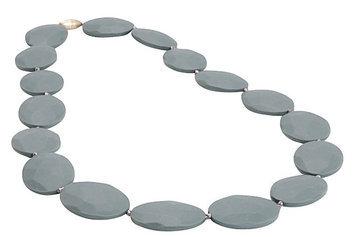 Chewbeads Hudson Necklace - Grey 30 inch