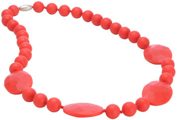 Chewbeads Perry Necklace - Cherry Red - 1 ct.