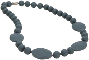 Chewbeads Perry Necklace - Stormy Grey - 1 ct.