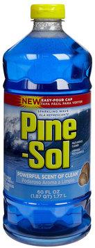 Pine-sol Pine Sol Pine Sol Cleaner - 60 oz - Sparkling Wave - 1 ct.