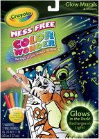 Crayola Color Wonder Glow Murals & Markers