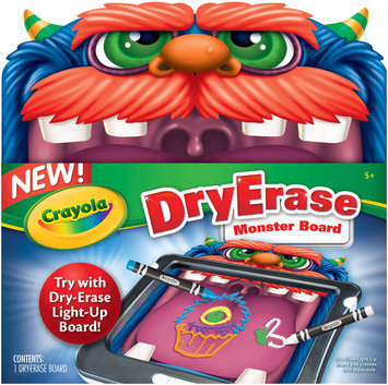 Crayola Monster Dry Erase Board - 1 ct.