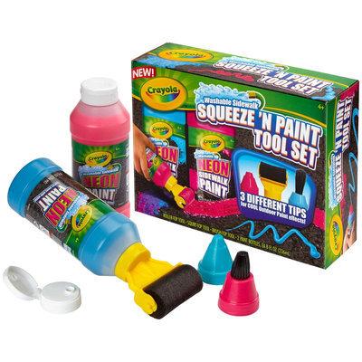 Crayola Chalk Press 'n Paint Tool - 1 ct.