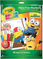 Crayola Color Wonder - Minions
