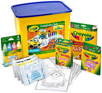Crayola Minions Activity Tub