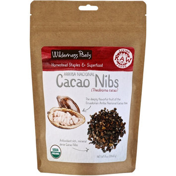 Wilderness Poets Cacao Nibs - Organic & Raw
