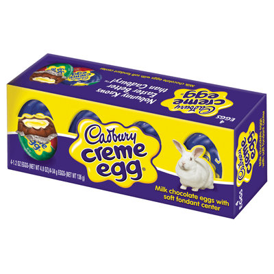 Cadbury Creme Milk Chocolate Egg