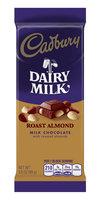 Cadbury Dairy Milk Roast Almond Milk Chocolate Bar