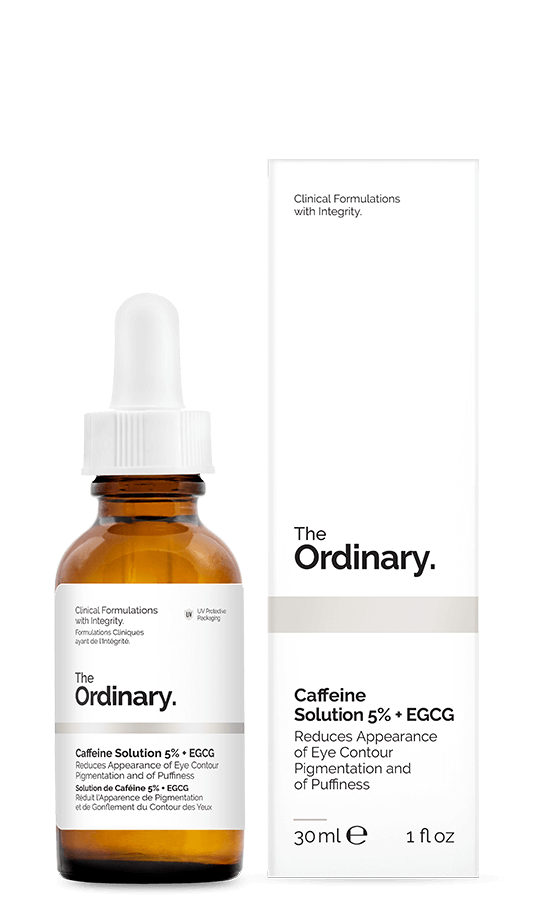 The Ordinary. Caffeine Solution 5% + EGCG