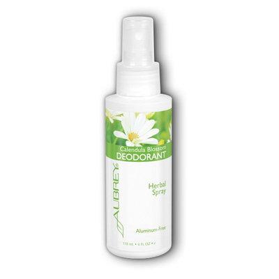 Aubrey Organics Calendula Blossom Deodorant Spray
