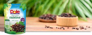 Dole 100% Natural Raisins California Seedless