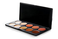 BH Cosmetics 10 Color Camouflage and Concealer Palette