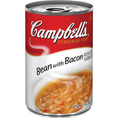 Campbell's® Bean with Bacon Condensed Soup