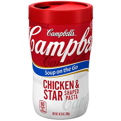 Campbell's® Chicken & Stars Shaped Pasta Soup