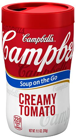Campbell's® Soup on the Go Creamy Tomato