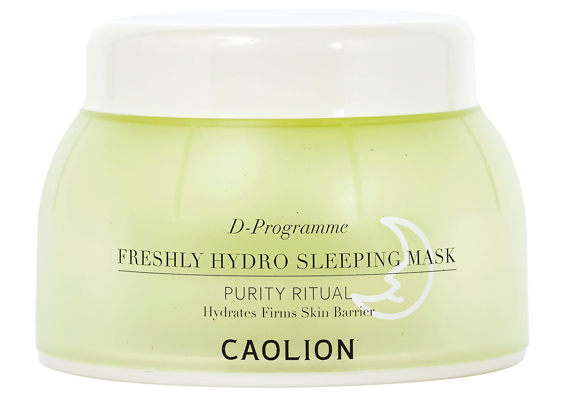 Caolion Freshly Hydro Sleeping Mask