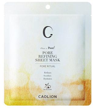 Caolion Pore Refining Sheet Mask