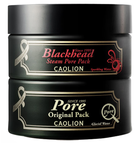 Caolion Premium Hot & Cool Pore Pack Duo