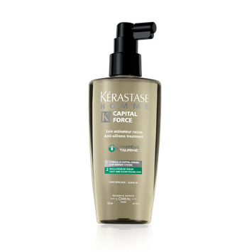 Kerastase Homme Activateur Capital Force Anti-Oiliness Men's HairSpray
