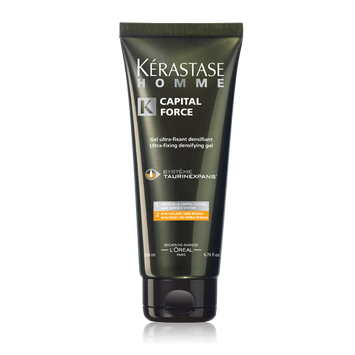 Kerastase New Homme Capital Force Gel Extra-Strong Styling For Men