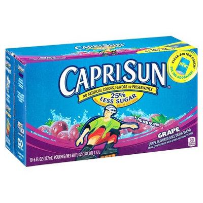 Capri Sun Juice Drink Grape