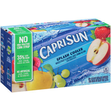 Capri Sun® Splash Cooler Juice Drink