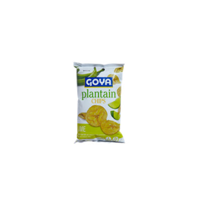 Goya® Plantain Chips – Lime