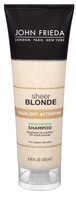 John Frieda® Sheer Blonde Highlight Activating Enhancing Shampoo for Lighter Shades