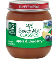 Beech-Nut® Stage 2 Apple & Blueberry
