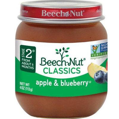 Beech-Nut® Stage 2 Apple & Blueberry