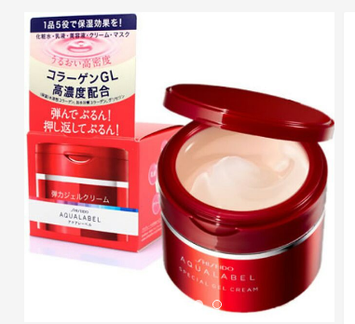 Shiseido - Aqualabel Collagen GL Cream