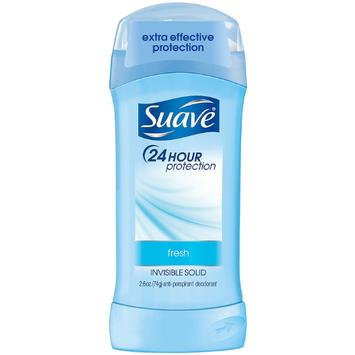 Suave® Shower Fresh  Invisible Antiperspirant Deodorant