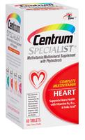 Centrum® Specialist Complete Multivitamin: Heart