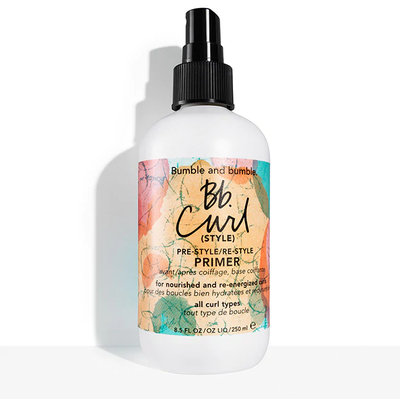 Bumble and bumble. Curl (Style) Pre-Style/Re-Style Primer