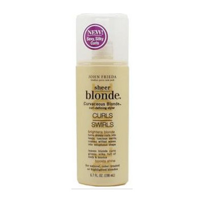 John Frieda® Sheer Blonde Curvaceous Blonde Curl Swirls