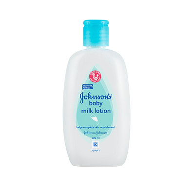Johnson's® Baby Lotion Milk