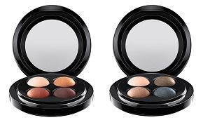 M.A.C Cosmetics Jade Jagger Mineralize Eyeshadow Quad