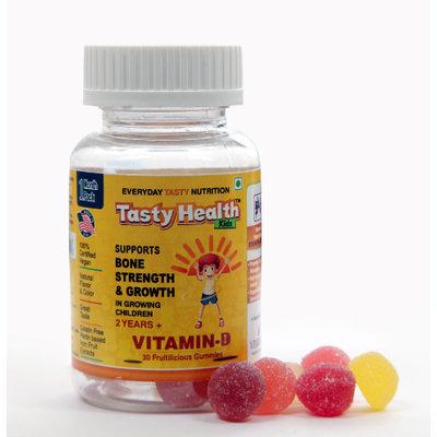 Tasty Health™ Kids Vitamin D Gummies