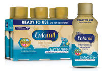 Enfamil EnfaCare Milk-Based Formula, for Babies Born Prematurely, Ready to Use