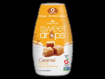 SWEETLEAF® SWEET DROPS™ Caramel Flavored Stevia Sweetener