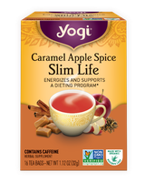 Yogi Tea Caramel Apple Spice Slim Life