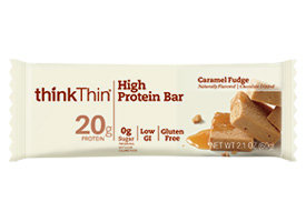 thinkThin Caramel Fudge