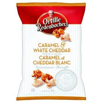 Orville Redenbacher's Caramel White Cheddar Popcorn