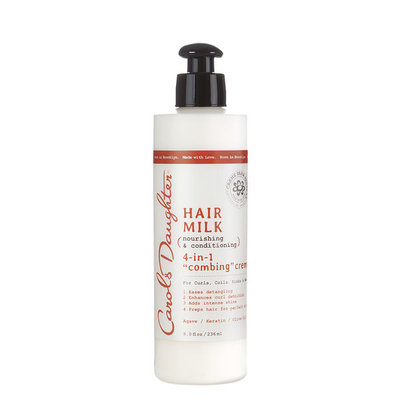 Carol's Daughter Hair Milk 4-in-1 Combing Creme For Curls Coils Kinks & Waves