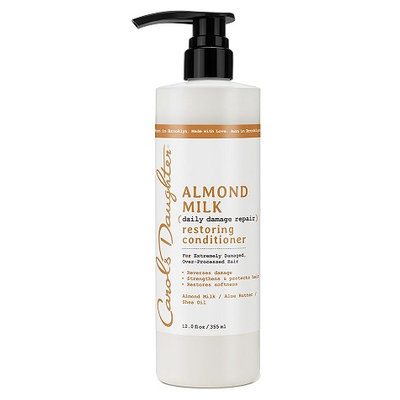 Carol's Daughter Almond Milk Restoring Conditioner For Extremely Damaged Over-Processed Hair