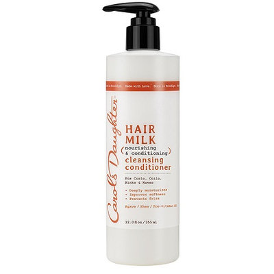 Carol's Daughter Hair Milk Cleansing Conditioner For Curls Coils Kinks & Waves