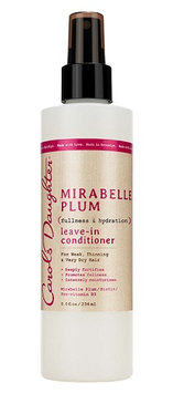 Carol's Daughter Mirabelle Plum Leave-In Conditioner Fullness & Hydration