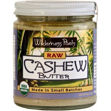 Wilderness Poets Cashew Butter - Organic & Raw