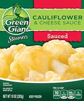 Green Giant® Steamers Cauliflower & Cheese Sauce
